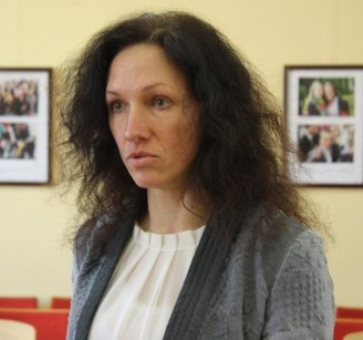 Teatro mokytoja Odeta Pučinskienė