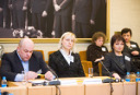 """2010 m. Konferencija Seime""""Karjera be sienų mokymosi visą gyvenimą kontekste""""."""